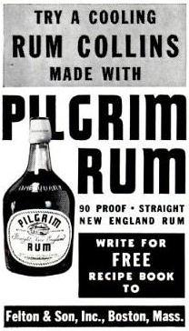 pilgrim-rum