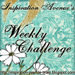 Inspiration Avenue Weekly Challenge