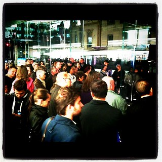 @alexkess @sutto007 @oggsie @larahotz @lesleybourne @mishobaranovic @gregbriggs #instasyd #iPhoneography #Sydney