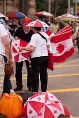 Canada Day 2009 (Paguma / Darren) Tags: red canada canadaday tamronspaf90mmf28dimacro