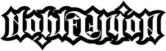 """Noble Union"" Ambigram"