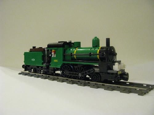 Brickhead's LBB/KLS 19 Class 2-4-0