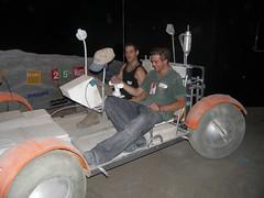 lunar rover vehicle (martingautron.com) Tags: apollo palaisdetokyo lunarrover lrv manonthemoon lunarrovervehicle martingautron raphaeldenis adrienlecuru guillaumeguichard