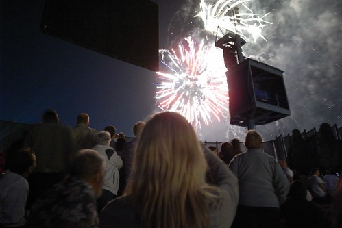 4th of July Fireworks@Shoreline Amphitheatre