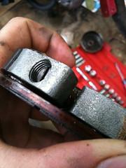 bad news (gabe b) Tags: clutch puch e50