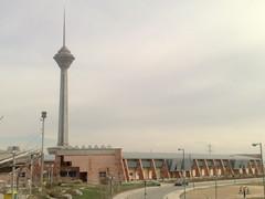 IRANIAN (IRANIAN ROSE) Tags: park tower museum iranian tehran milad