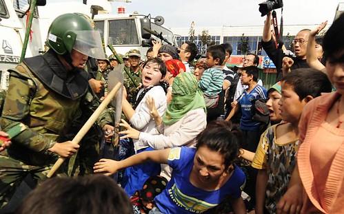 World Media Follow Beijing's Lead in Xinjiang Reporting