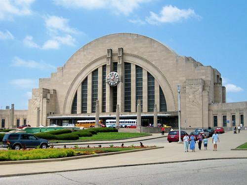 Union Terminal, Cincinnati, OH