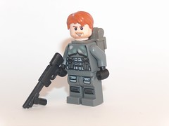 tactical hit squad T.H.S for short (kenneth nielsen a.k.a Qenhyt) Tags: for hit mod paint lego short ba shotgun squad thq tactical brickarms