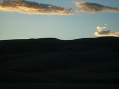 Sunset on dunes (angiespics22) Tags: sunset colorado girlscouts greatsanddunes