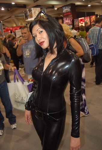 Comic Con 2009: Pussy Cat