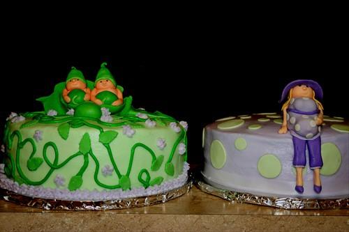 Blog 7 - both cakes