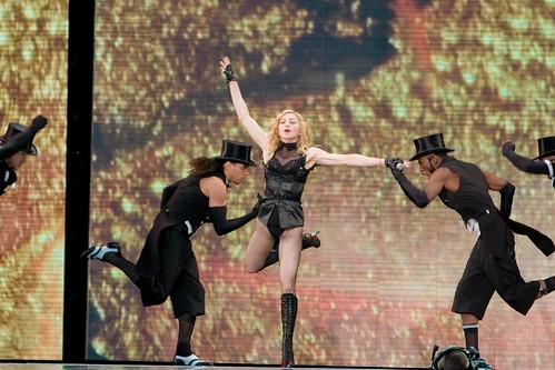 Madonna en concierto 2009