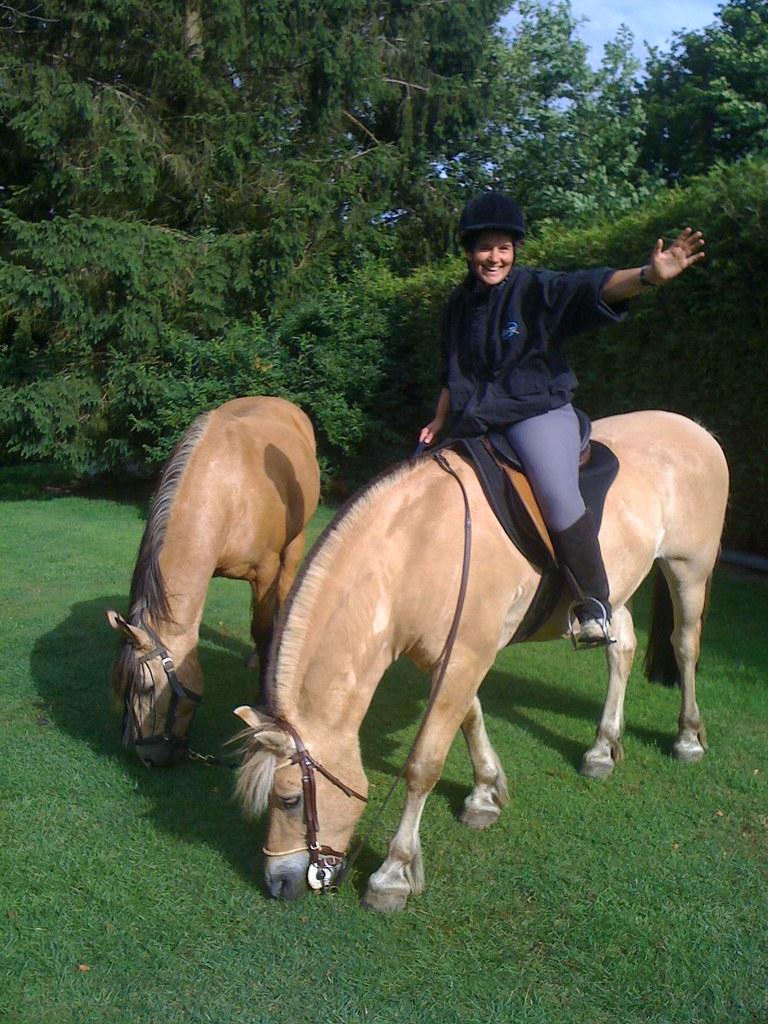 Une photo de vous et votre cheval - Page 3 3773357588_bcdcbddcae_b
