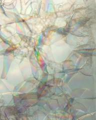 bubbles (RoseBridger) Tags: light abstract rainbow bubble multicolor multicolour