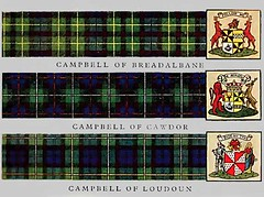 campbell tartans