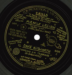 BOB Flexi disc - I Think I Thought Of Nothing Else  To Think About by Chillblue