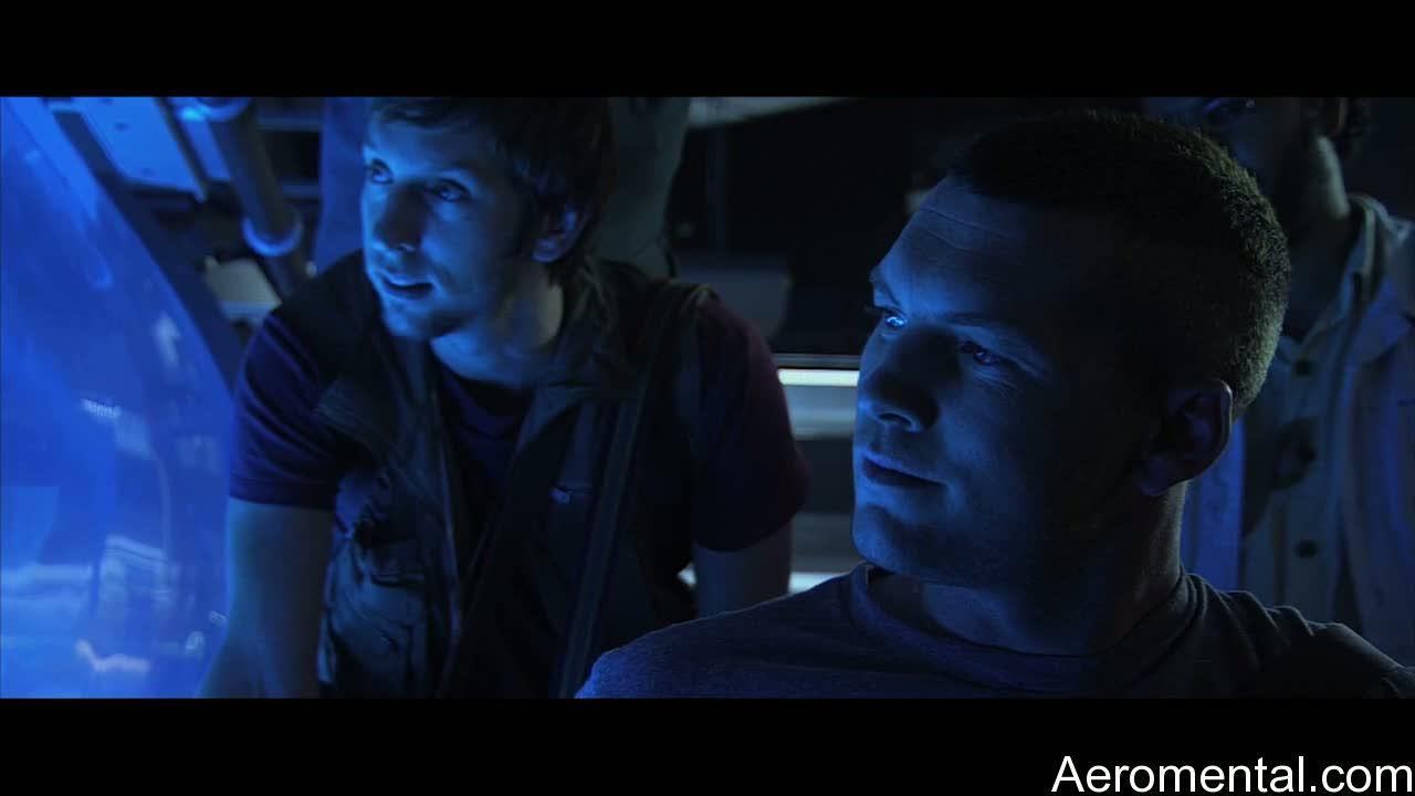película Avatar laboratorio