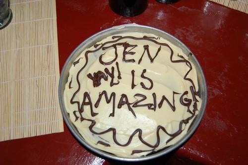 jen is amazing