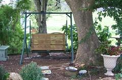 New swing seat