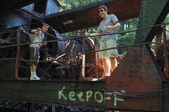 Rusty Trains
