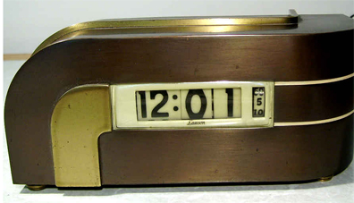zephyr-clock