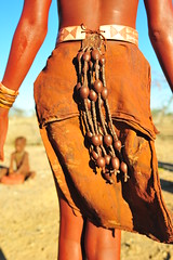 walking (luca.gargano) Tags: africa travel silhouette tribal tribe exploration himba angola namib gargano namibe ovahimba himbas platinumheartaward lucagargano muhimbas muhimba