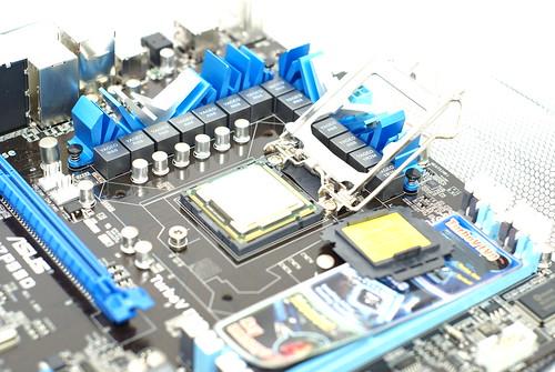 ASUS P7P55D MB