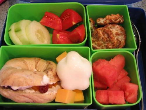 Bento Lunch 9/17/09