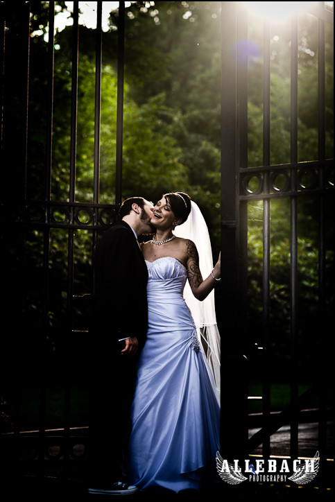 hot wedding photo