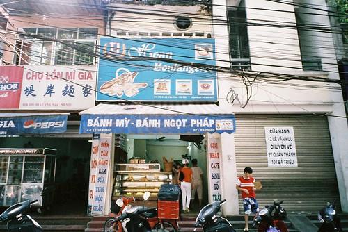 boulangerie du vietnam
