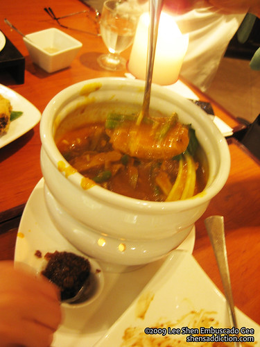 Kare-kare ng Kura by you.