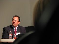 Eric Gomez, former Tulsa City Councilor