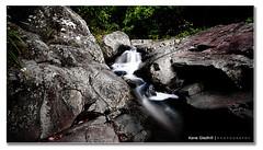 Soothing .... ([ Kane ]) Tags: white water creek waterfall qld kane cedarcreek nd400 gledhill 400d daviddegroot kanegledhill wwwhumanhabitscomau kanegledhillphotography