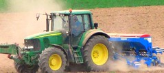 Fendt 4WD Farming new wheat