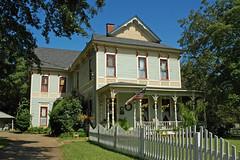 Brown-Bender House (stevesheriw) Tags: texas jefferson marioncounty brownbenderhouse house 409ebroadway nationalregisterofhistoricplaces 71000949 jeffersonhistoricdistrict stick victorian architecture 1888