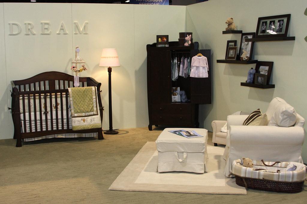 D23 Expo - Disney Baby Room