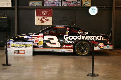 Floyd Garret Muscle Car Museum Dale Earnhardt