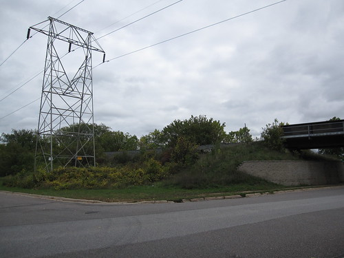 NE Railroad and Powerline