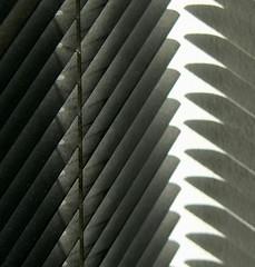 formal rythm (cameraoog) Tags: light shadows stripes blinds forms