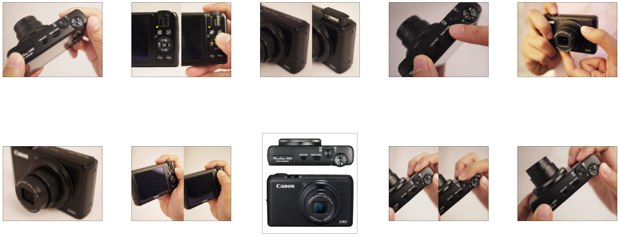 HardwareZone previews the Canon PowerShot S90