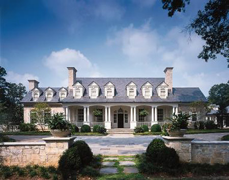 Grand and gracious - House Design, Architectur, Classic Home, Interior design