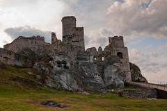 IMG_0885 (psaid) Tags: building castle ruins ruin poland polska ruina zamek małopolska budynek ruiny budynki ogrodzieniec zamki budowle budowla średniowiecze maopolska ma³opolska redniowiecze