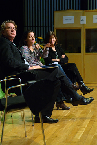Paneldebatt Green New Deal