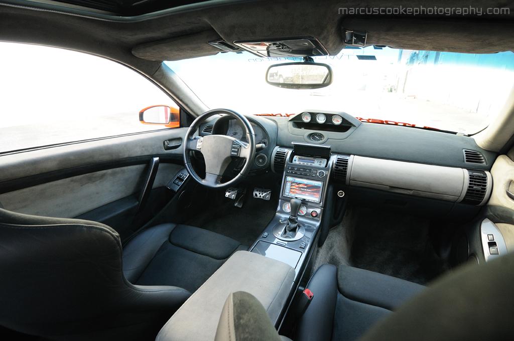 Infiniti G35 Custom >> Post some customized 03-05 interiors! - G35Driver - Infiniti G35 & G37 Forum Discussion