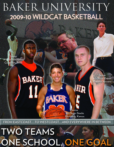 Baker Basketball