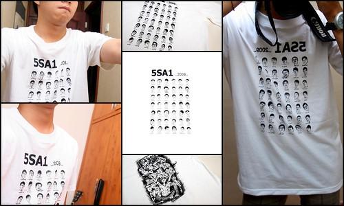 2009-10-30 Temple Shirt by nicholaschan