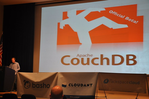 Mike Miller talks about CouchDB
