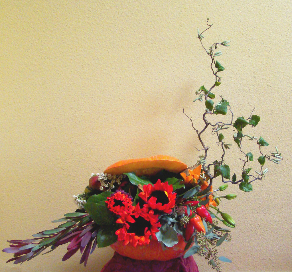 DSC02928 Pumpkin Arrangement