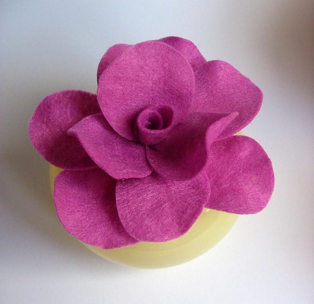 purple flower 01